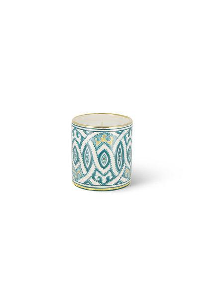 COTE BOUGIE MARRAKECH - Bougie Andalou Bleu Fleur D'Oranger S
