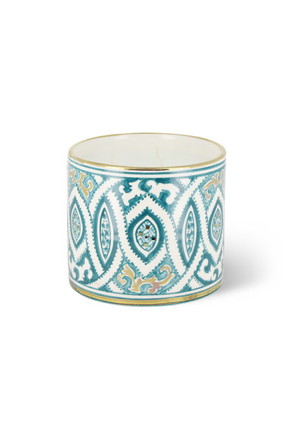 COTE BOUGIE MARRAKECH - Bougie Andalou Bleu Fleur D'Oranger M