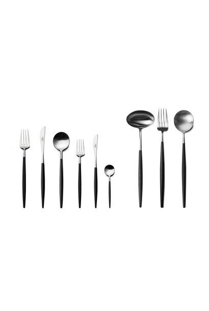 CUTIPOL - Goa Cutlery 75 pcs Black/ Inox