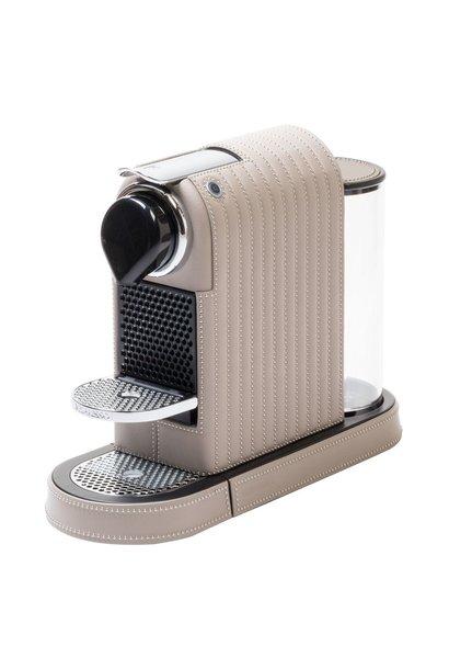 GIOBAGNARA - Citiz Nespresso Leather Machine