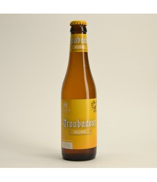 The Musketeers Troubadour Blond (33cl)