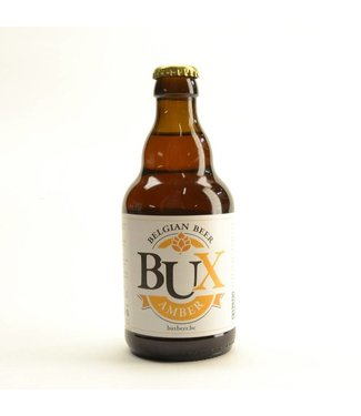 Bux Amber 33cl