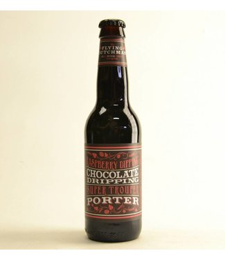 Raspberry Dipping Chocolate Dripping Super Trouper Porter (33cl)