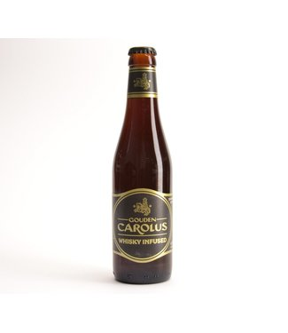 Gouden Carolus Whisky Infused (33cl)