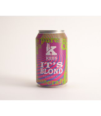 Kees It's a Blond (33cl)