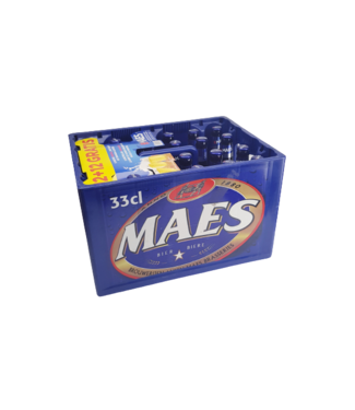 Blond Maes (33Cl) 12+12