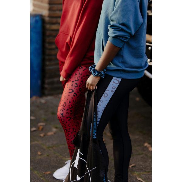 Legging Naomi blauw