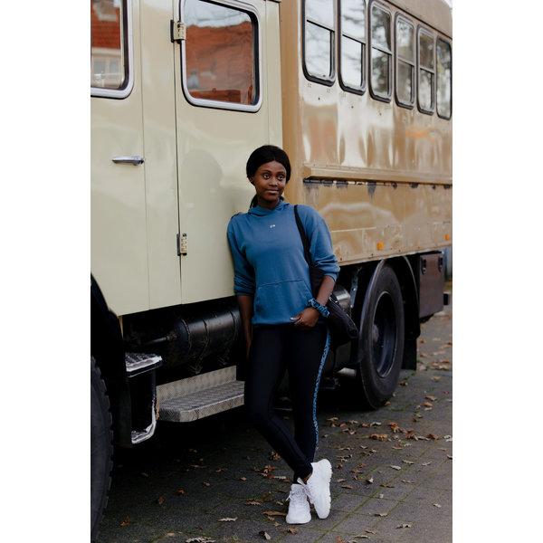 Legging Naomi blue