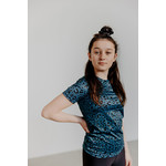 Trainingsshirt Rowen blauw