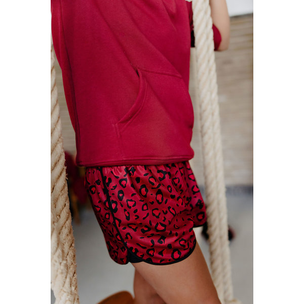 Shorts Charlie red