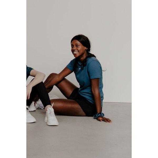 T-shirt Sofie blauw