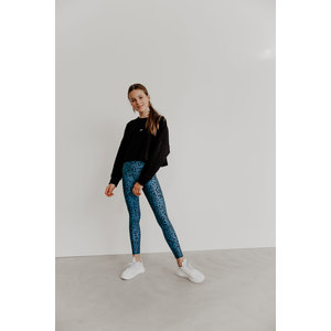Legging Ellen blauw