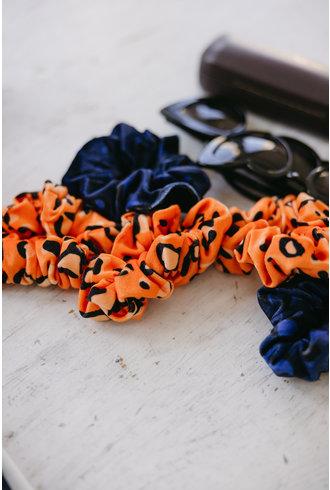 Scrunchie Orange