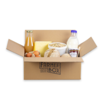 Surprise yourself, partner or someone else with this delicious Breakfast Box