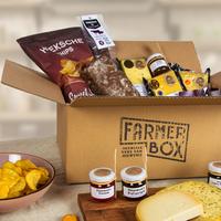 BorrelBox met iedere maand wisselende producten