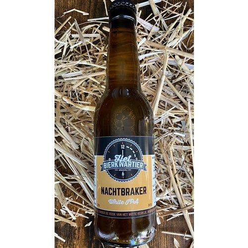 Bierbrouwerij 'Het Bierkwartier'  Nachtbraker (white IPA)