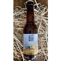 Bierbrouwerij 'Klein Duimpje'  Vloeibaar Goud (liquid gold)