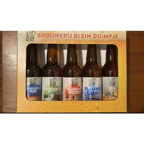 Bierbrouwerij 'Klein Duimpje'  Bierpakket brouwerij Klein Duimpje