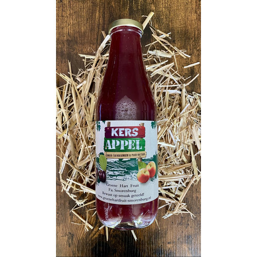 Fa. Smorenburg Fruit juice - Apple Cherry (0,75L)