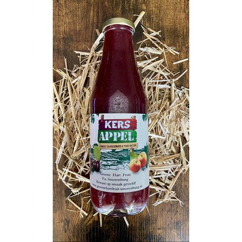 Fa. Smorenburg Fruit juice - Apple Cherry (1 liter)