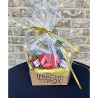 The responsible and sustainable gift box that makes someone happy!