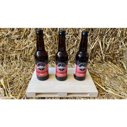 Bierbrouwerij 'Het Bierkwartier'  Herrieschopper (Triple)