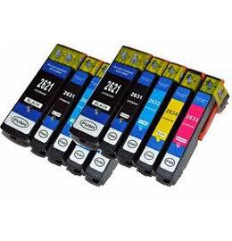 Epson Epson 26 XL/ T2621, T2631-T2634 10 pack