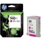 HP 940XL (C4908AE) Inktcartridge Magenta (Origineel)