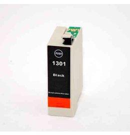 Epson T1301 Inktcartridge Zwart (Huismerk)