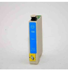 Epson T1302 Inktcartridge Cyaan (Huismerk)