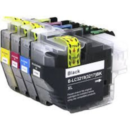 Brother Brother LC3219 XL 4 pack (Huismerk)