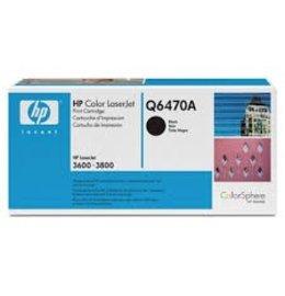HP 501A (Q6470A) Toner Zwart (Origineel)
