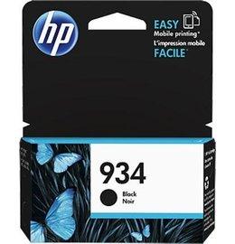 HP 934 (C2P19AE) Inktcartridge Zwart (Origineel)