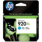 HP 920XL (CD972AE) Inktcartridge Cyaan (Origineel)