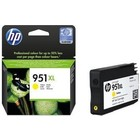 HP 951XL (CN048AE) Inktcartridge Geel (Origineel)