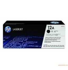 HP 12A (Q2612A) Toner Zwart (Origineel)