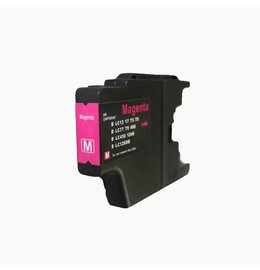Brother LC1280XL Inktcartridge Magenta (Huismerk)