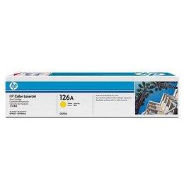 HP 126A (CE312A) Toner Geel (Origineel)