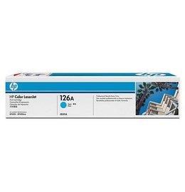 HP 126A (CE311A) Toner Cyaan (Origineel)