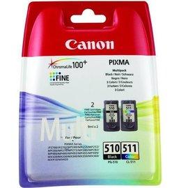 Canon PG-510 en CL-511 multipack (Origineel)