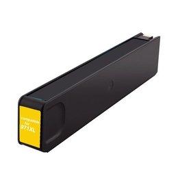 HP 971XL (CN628AE) Inktcartridge Geel (Huismerk)