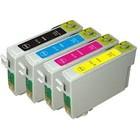 Epson T1295 Set 4 Cartridges XL voor Epson (Huismerk)