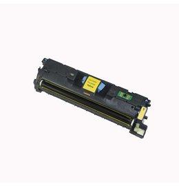 HP 122A (Q3962A) Toner Geel (Huismerk)