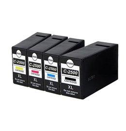 Canon PGI-2500XL 4-Pack (Huismerk)