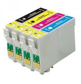 Epson T1635 4-pack Cartridges (Huismerk)