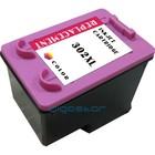 HP 302XL (F6U67AE) Inktcartridge Kleur (Huismerk)