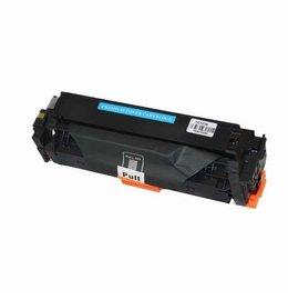 HP 305A (CE412A) Toner Geel (Huismerk)
