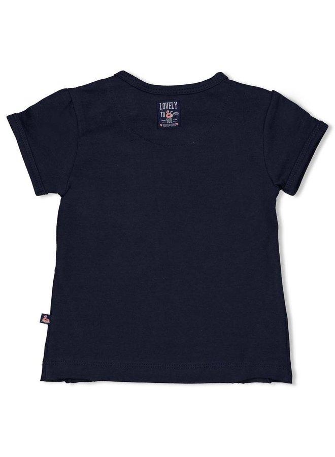 T-shirt Everything - Seaside Kisses - Marine