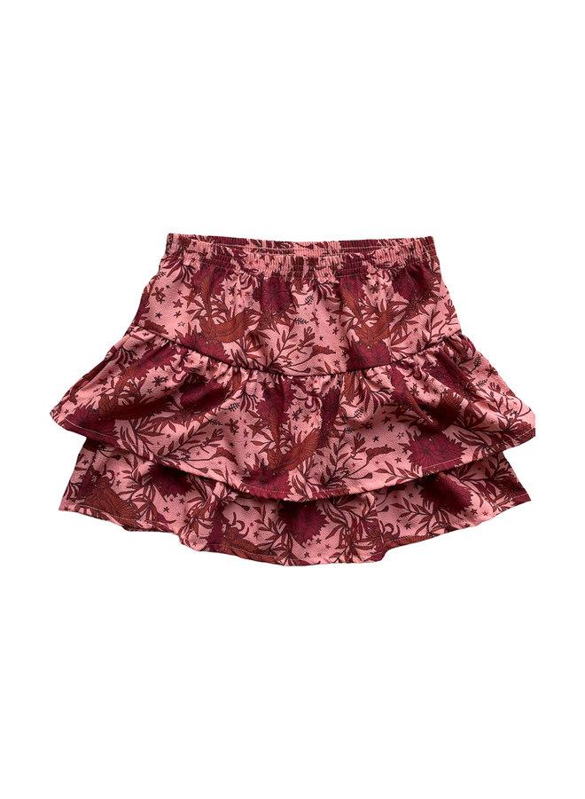 Nana skirt - AOP flower