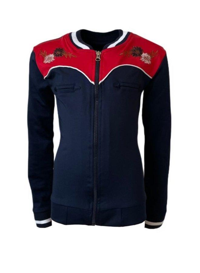 Pauline jacket  - Dark blue
